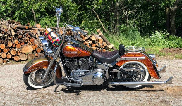 Harley-Davidson Softail Deluxe Chicana - 2019