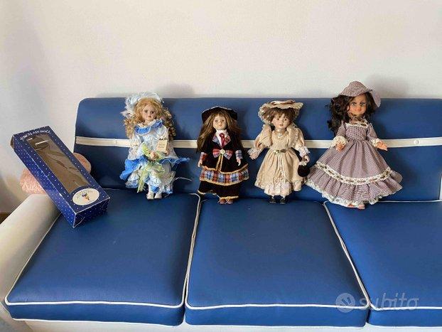 4 bambole