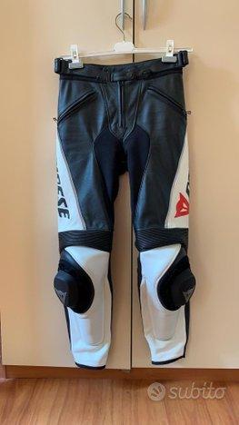Pantaloni Dainese Delta Pro Evo C2 Pelle Tg. 42