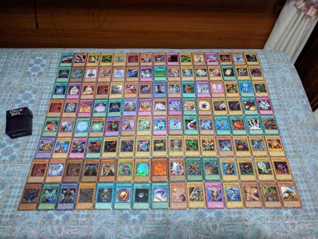 Carte da gioco miste