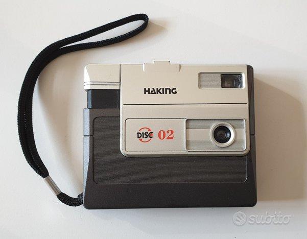 Macchina fotografica sistema kodak film disc