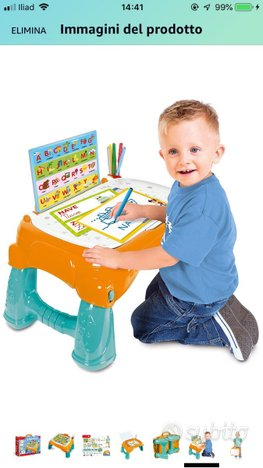 Tavolino Sapientino bambini