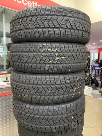 Pneumatici invernali 225 60 17 Pirelli