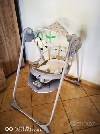 Altalena chicco polly swing