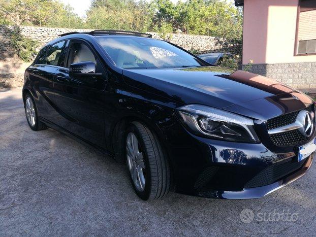 Mercedes classe A 180 D Sport AUTOMATICA