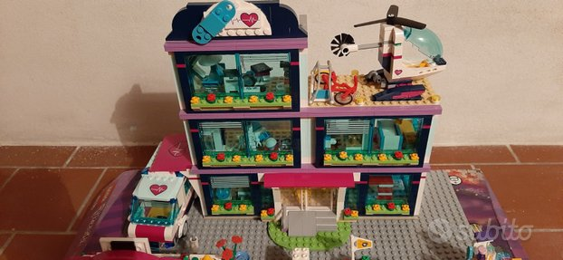 Lego friends ospedale