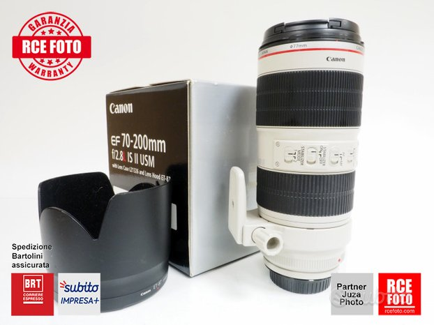Canon EF 70-200 F2.8 L IS II USM (Canon)