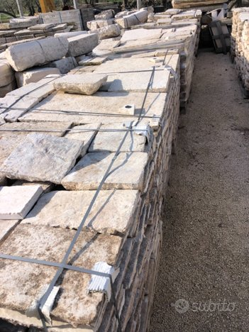 Pietra per restauri e costruzione
