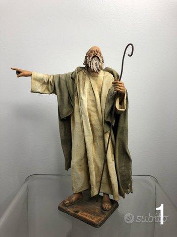Statue presepe da collezione (h.30 cm)