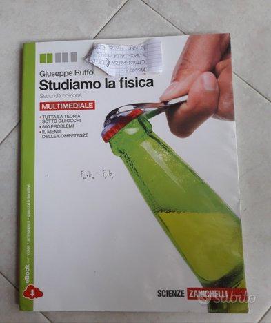 STUDIAMO LA FISICA cod 9788808234773