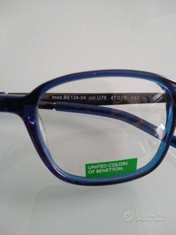 Montatura per occhiali