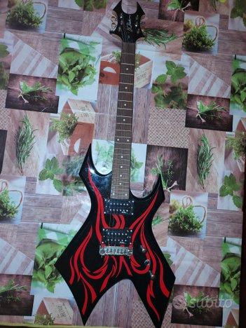 Chitarra elettrica B.C.rich