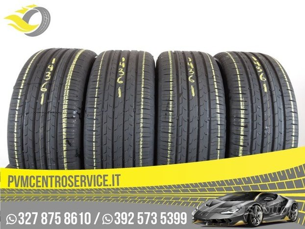 Gomme Usate 225 55 17 CONTINENTAL ESTIVE