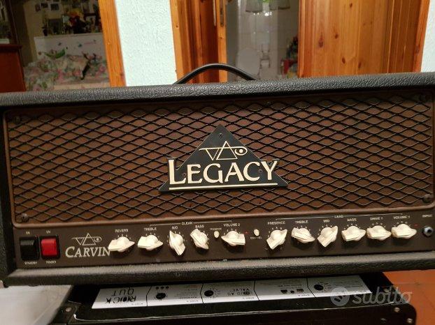 Amplificatore Carvin legacy steve vai.1 serie