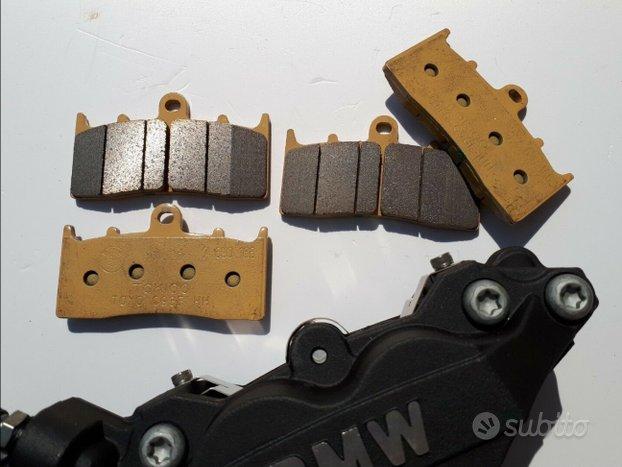 Bmw Pastiglie freno anteriore originali