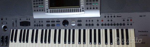 Tastiera Technics KN6000