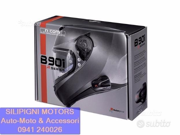 N-COM B901 R Bluetooth NOLAN N100-5/N104/87/44/40