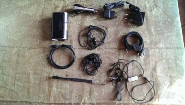 Lotto accessori Nokia symbian