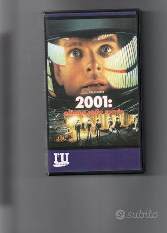 2001 odissea nello spazio, VHS originale usata