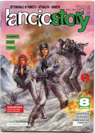 LANCIOSTORY SKORPIO fumetti - Libri e Riviste In vendita a ...