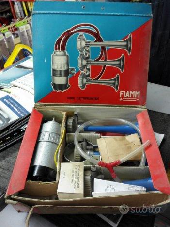 Trombe Elettropneumatiche FIAMM Mercury tipo MT/3i