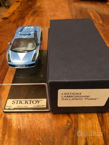 Lamborghini gallardo polizia sticktoy looksmart