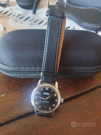 Orologio Nivada compensamatic meccanico