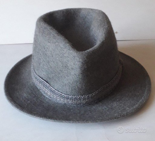 Cappello Slater & son's London water proof vintage