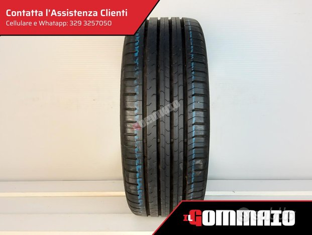 Gomme usate 215 65 R 17 CONTINENTAL ESTIVE