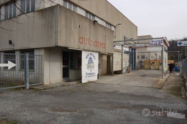 Capannone industriale/commerciale Ovada Coinova