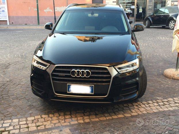 Audi Q3 2.0 TDI quattro 184CV S-Tronic full