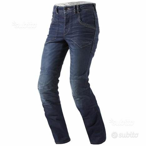 Jeans Rev'it NELSON medium blue