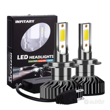 H7 h4 h9 H1 led can bus
