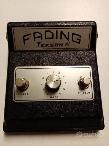 Tekson fading x chitarra