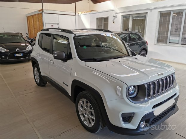Jeep renegade 1.6 130 cv my 2021 real price