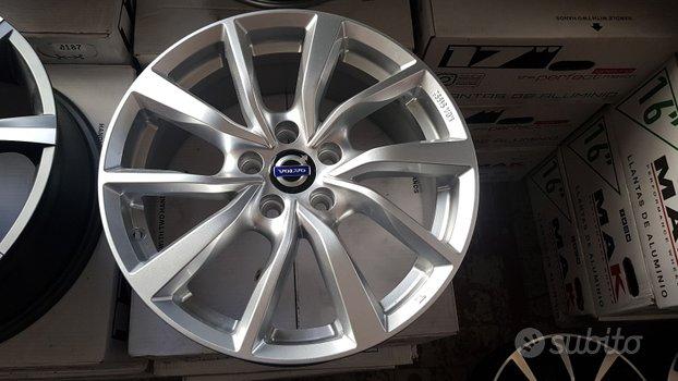 4 cerchi Nuovi 17 Volvo V40 V50 V60