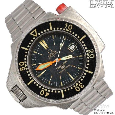 OMEGA Seamaster 600 PLOPROF 166.077 MK1 Full Set