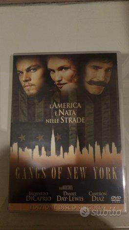 Dvd Gangs of New York