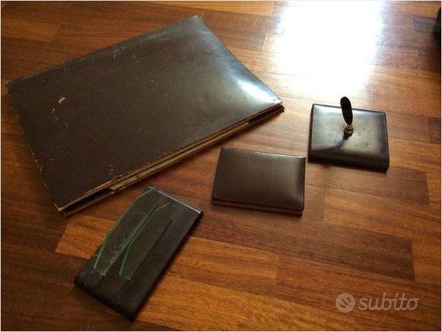 Portacarte da scrivania anni 40