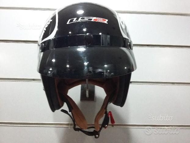 Casco LS2 OF583 Enjoy Nero