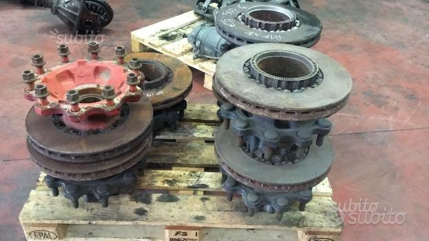 Mozzi ruota DAF XF, usati