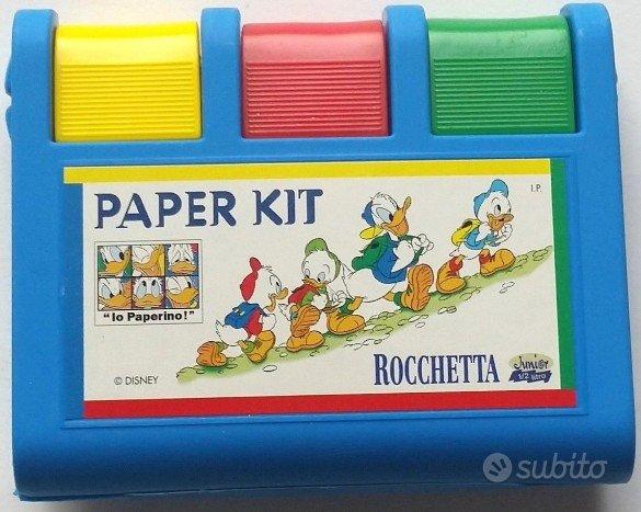 paper kit topolino