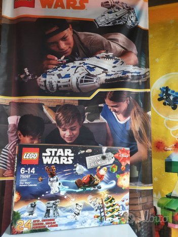 Lego 75097 Star Wars Calendario avvento 2015