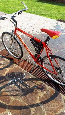 Bicicletta bottecchia mtb bici ciclismo