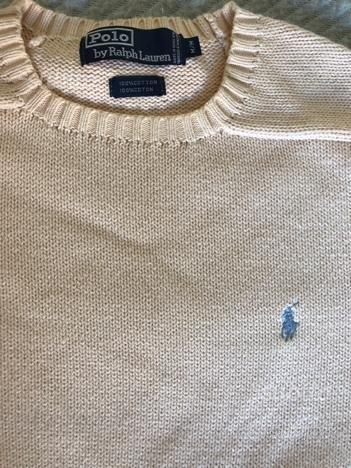 Maglione Polo Ralph Lauren originale