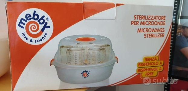 Sterilizzatore microonde