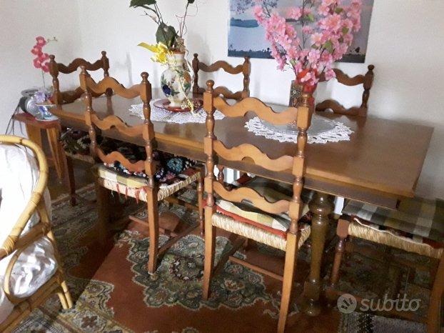 Sala da pranzo - Arredamento e Casalinghi In vendita a Udine