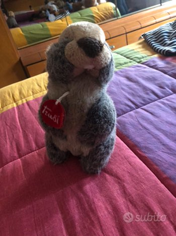 Peluches Marmotta Trudi