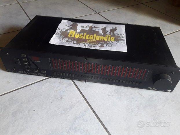 Digitech meq mono 28 equalizzatore (usato)