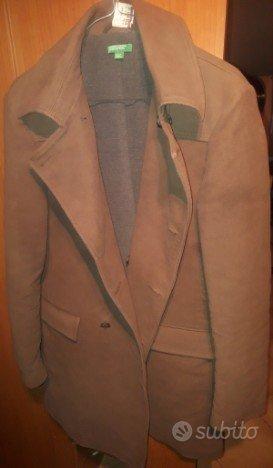 Cappotto Classico Benetton Originale